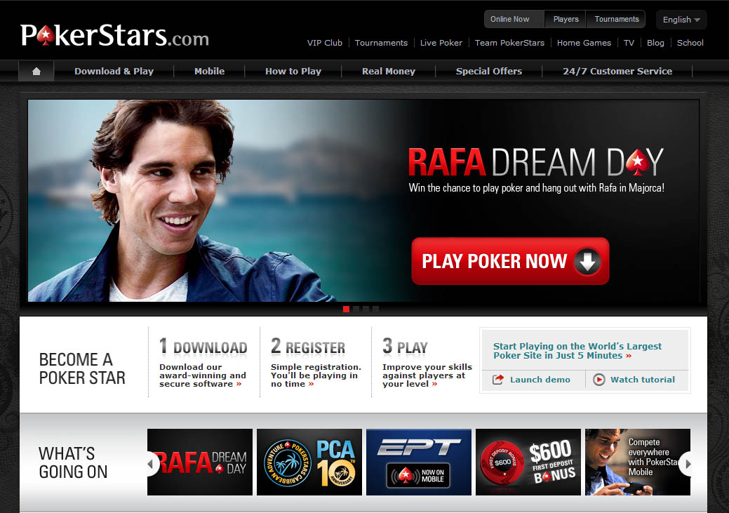 Pokerstars review
